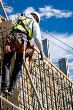 height 235x353 - Working at height: Life-saving considerations for lone workers
