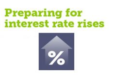 Interest rate rise 235x156 - Could you cope if the cost of borrowing goes up?