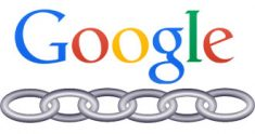 google links 235x124 - How to lift a penalty imposed by Google for unnatural links