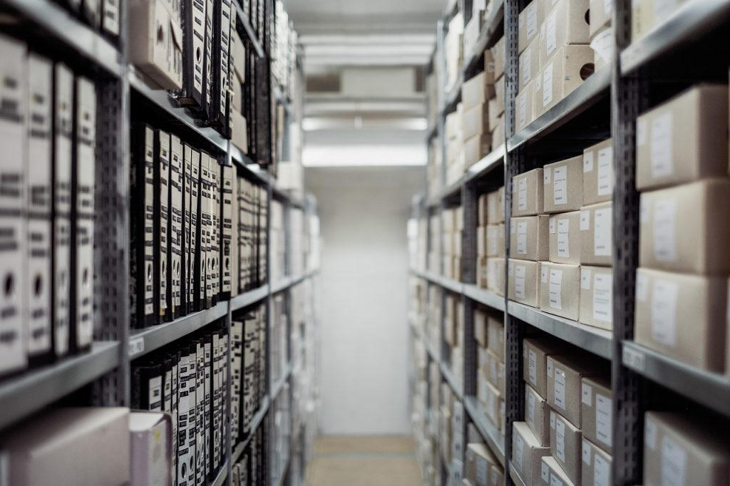 archive 1024x682 - Materials Handling Technologies: The Warehouse of the Future