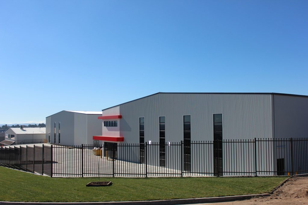 Steel for Commercial Buildings 1024x682 - The Advantages of Using Structural Steel for Commercial Buildings