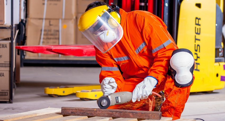 Optimise Safety in a Manufacturing Facility 950x509 - How to Optimise Safety in a Manufacturing Facility