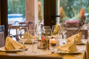 Top Ten Restaurants in the Food Industry