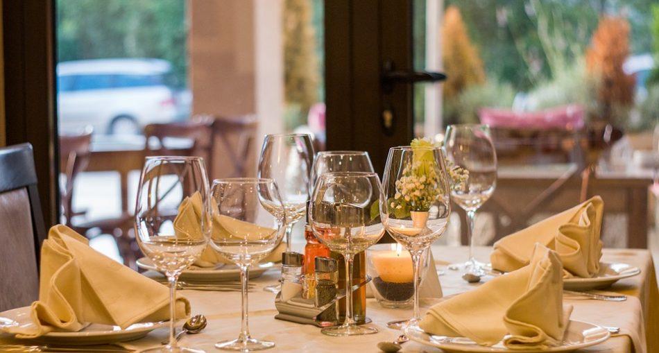 Top Ten Restaurants in the Food Industry