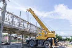 crane hire 235x157 - Reasons Why Crane Hire is Better than Purchase of Such Equipment