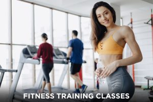 Fitness training classes