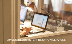 Simultaneous Interpretation Services
