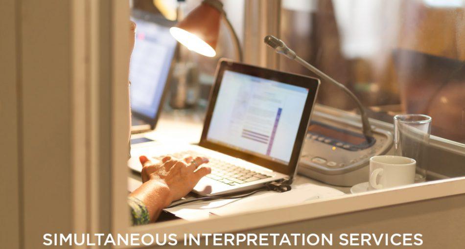 Simultaneous Interpretation Services
