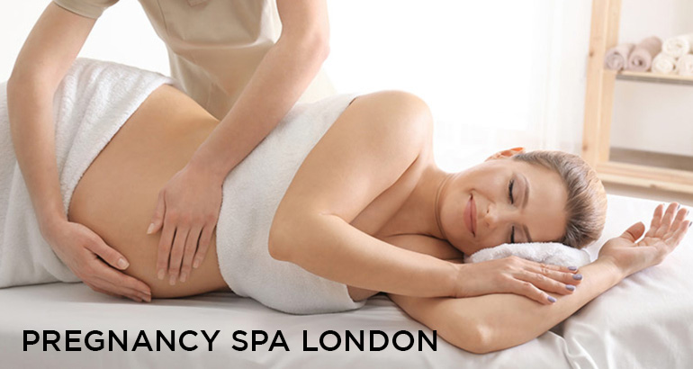 pregnancy spa london